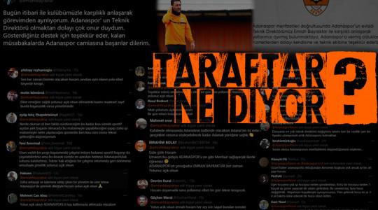 TARAFTAR TEPKİLİ