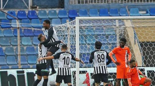 Adanaspor: 1-4 : Altay