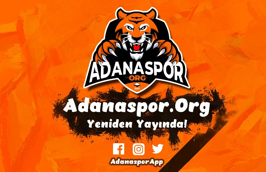 Adanaspor.Org'dan Merhaba