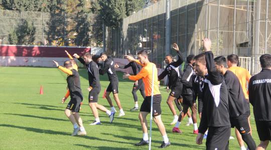 Adanaspor'umuz Samsun Yolcusu