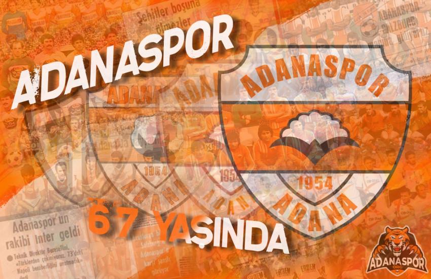 ADANASPOR 67 YAŞINDA